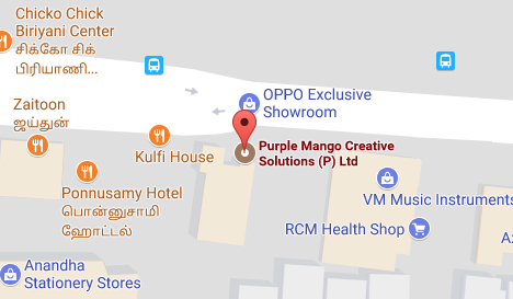 purple mango map